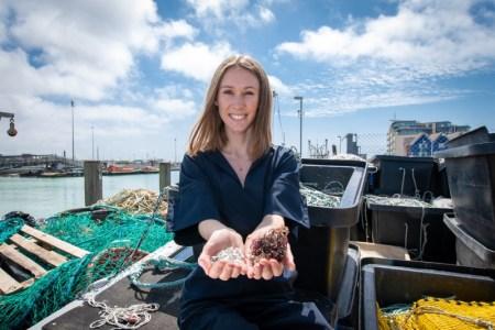 El bioplástico marino gana el Premio Internacional James Dyson 2019