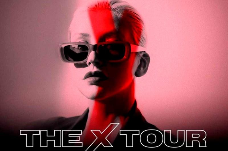 """Christina Aguilera regresa a México con su gira """" The X Tour"""" - christina-aguilera-the-x-tour"""