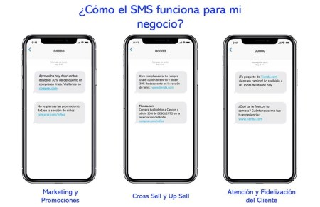 El uso de SMS optimiza la comunicación empresa-cliente durante las campañas de Buen Fin