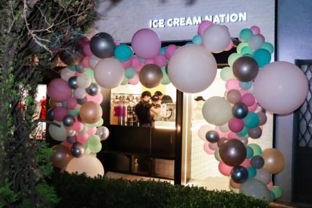 Ice Cream Nation inaugura nueva sucursal en Lomas de Chapultepec