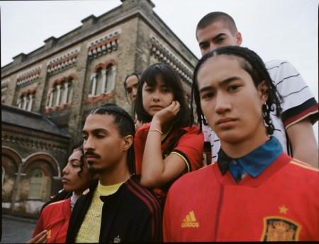 adidas presenta sus nuevos jerseys locales para la UEFA EURO2020