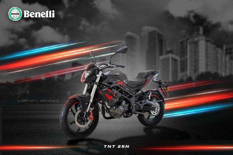 Benelli, marca Italiana de motocicletas lanza su colección 2020 en México - motocicletas-benelli-tnt25n