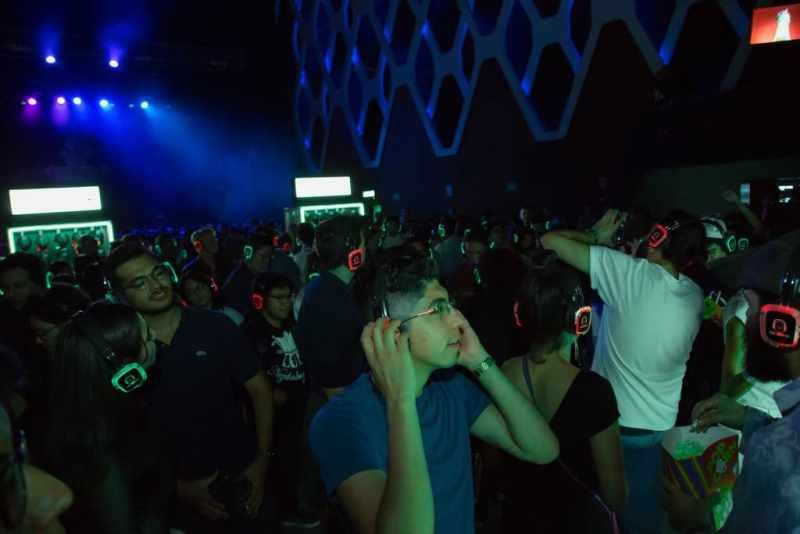 Asiste al primer Silent Concert en México, y disfruta de la música en vivo de una manera diferente - primer_silent_concert_en_mexico_3