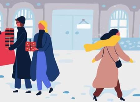 Tendencias en compras navideñas 2019