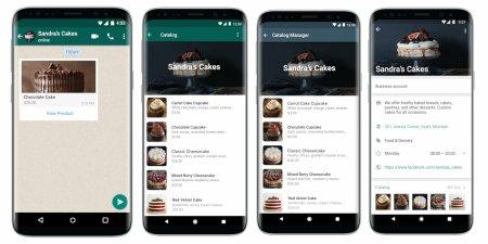 WhatsApp presenta Catálogos: ofrece productos desde la versión Business de la app de mensajería