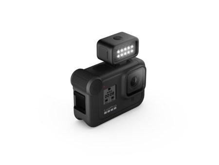 Nuevo GoPro Light Mod, luz autónoma resistente al agua y recargable