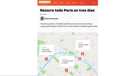KAYAK lanza nueva función «Guías» para crear y compartir itinerarios