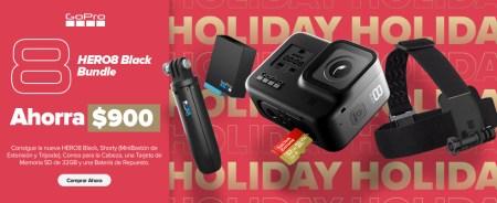GoPro anuncia sus ofertas para esta navidad 2019