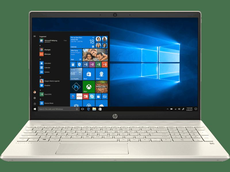 Regalos tecnológicos para navidad 2019 - laptop-hp-con-tecnologia-amd