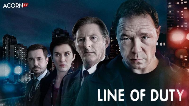 Line of Duty, la serie con el mejor rating en Gran Bretaña en 2019 en Acorn TV - line-of-duty-1