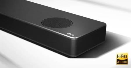 CES 2020: LG presentará nueva línea de barras de sonido con audio de alta resolución