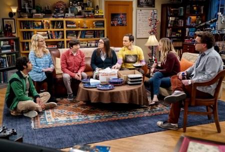 Maratón de la temporada final de The Big Bang Theory por Warner Channel
