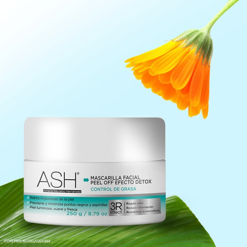 [Trivia] ¡Gana un kit Skin Care de ASH Natural Concept - mascarilla-facial-ash