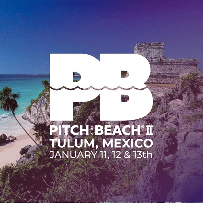 Pitch at the Beach 2020, lo mejor del mundo de negocios y la inteligencia artificial - pitch-at_the_beach_2020-800x800