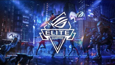 ROG Elite Rewards, la plataforma de recompensas para gamers que lanza ASUS