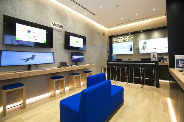 Samsung cierra el año con 27 tiendas Samsung en México - samsung-store-mexico_1