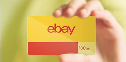 eBay lanza sus primeras tarjetas de regalo para México