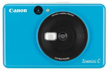 Canon lanza nuevas cámaras instantáneas: Zoemini S y Zoemini C - zoemini-c