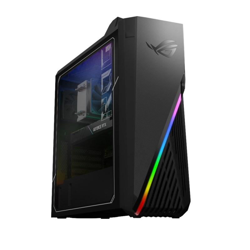 Nuevas computadoras de escritorio gamers ASUS ROG Strix GA15 y GT15 ¡potentes y asequibles! - asus-rog-strix-ga15-gt15