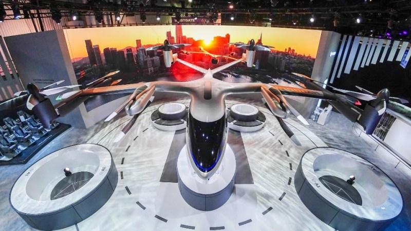 CES 2020: Hyundai y Uber anuncian su alianza y lanzan un nuevo modelo de taxi aéreo - ces-2020-hyundai-y-uber-taxi-aereo_3