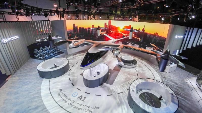 CES 2020: Hyundai y Uber anuncian su alianza y lanzan un nuevo modelo de taxi aéreo - ces-2020-hyundai-y-uber-taxi-aereo_6