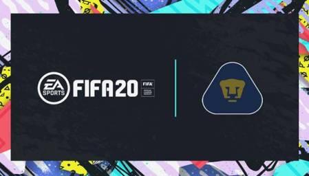 EA SPORTS FIFA 20 y el Club Universidad A.C. dan un nuevo rostro a la Liga MX