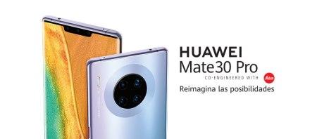 Huawei Mate 30 Pro llega a México el 23 de Enero ¡conoce sus características y precio!