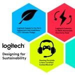 Logitech se compromete a cumplir con su ambicioso compromiso climático