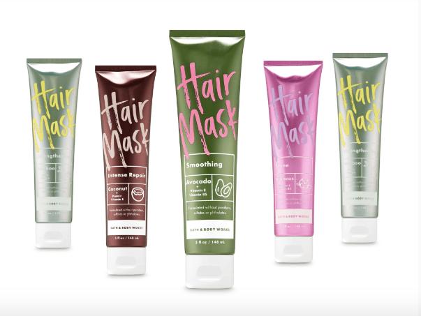 Mascarillas para el cabello que son ideales para empezar el nuevo año - mascarillas-de-pelo-bath-body-works