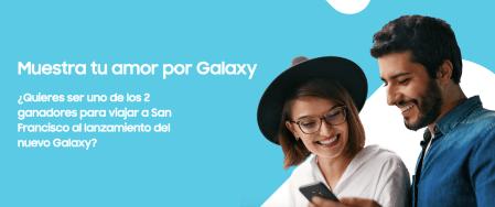 Gana un viaje al Galaxy Unpacked 2020 demostrando tu amor por Galaxy