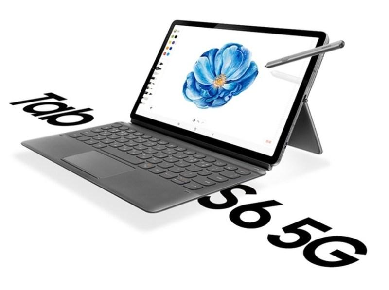 La primera tablet 5G del mundo es de Samsung - samsung-galaxy-tab-s6-5g