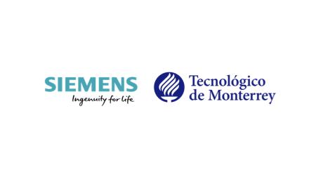 Firma Siemens y el Tecnológico de Monterrey convenio para formar a la nueva generación de ingenieros mexicanos