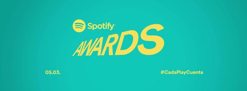 Spotify revela los anfitriones y la sede de los Spotify Awards - spotify-awards