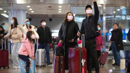 Por coronavirus de Wuhan, empresas tecnológicas restringen viajes de empleados a China
