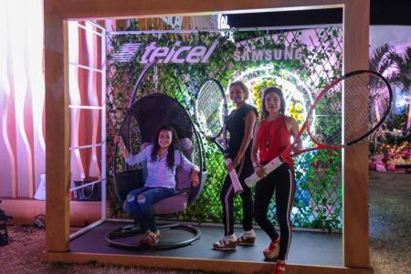 Innovación y tecnología en el Abierto Mexicano Telcel