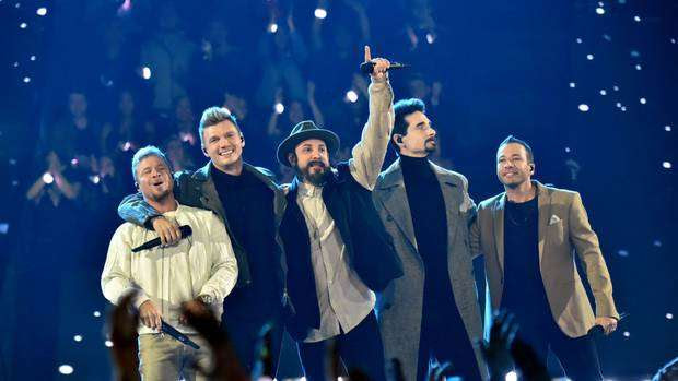 Backstreet Boys en México: promete un imperdible espectáculo - backstreet-boys