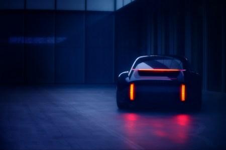Hyundai presentará el nuevo concepto EV «Prophecy», en el Auto Show de Ginebra
