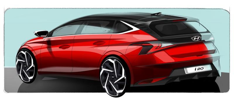 Hyundai presenta el diseño del nuevo vehículo i20 - hyundai-i20