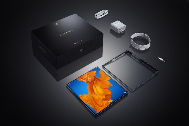 Huawei su nueva estrategia y una gama completa de dispositivos 5G - mkt_mate-xs_product-ksp-shoot_packaging-accessories-800x533