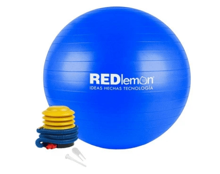 5 gadgets para deportistas - pelota-para-pilates-con-bomba-de-aire