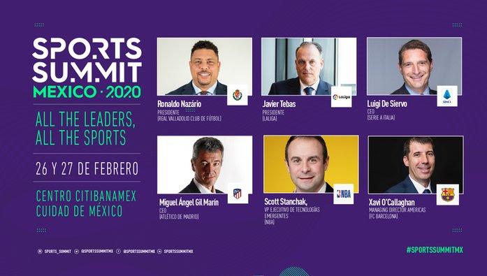 Sports Summit y GSIC by Microsoft anuncian los diez finalistas de su Startup Competition