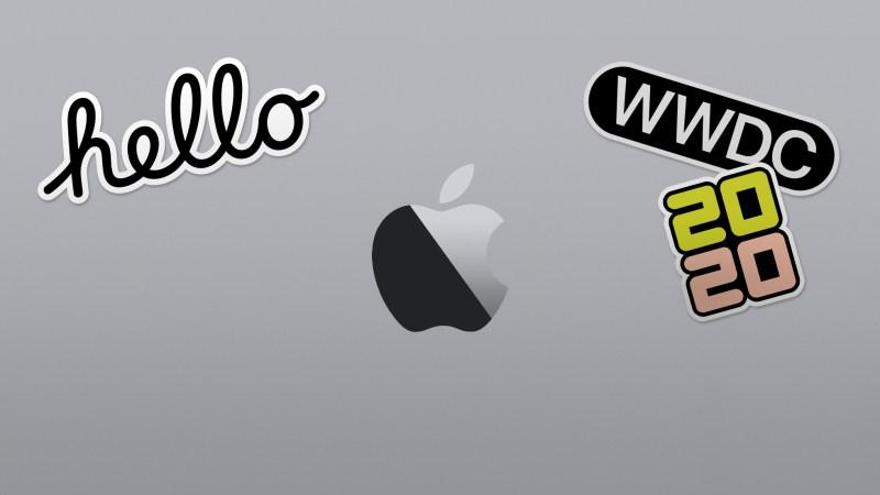 Apple realizará la WWDC 2020 en junio y a través de internet - apple-wwdc-2020