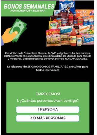 Ciberdelincuentes usan COVID-19 para difundir estafas vía WhatsApp en México