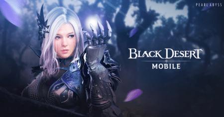 La Dark Knight ya está disponible en Black Desert Mobile