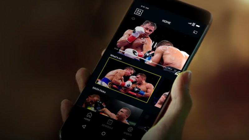 DAZN, el servicio de streaming de deportes llega a México - dazn-streaming-de-deportes-golovkin_phone