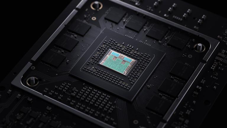 Xbox Series X: la tecnología detrás de la próxima generación de consolas - gpu-xbox-series-x