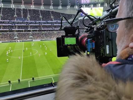 LG graba el partido del Tottenham Hotspur en 8K, donde se exhibirá en televisores OLED 8K y Nanocell 8K - lg-tottenham-hotspur-8k
