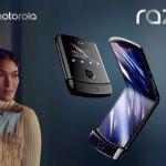 Motorola razr llega a México ¡disponible con Telcel!