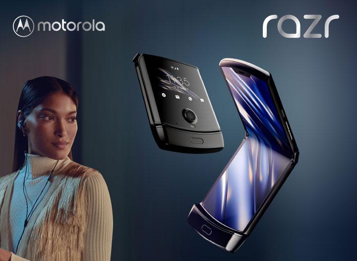 Motorola razr llega a México ¡disponible con Telcel! - motorola-razr-telcel