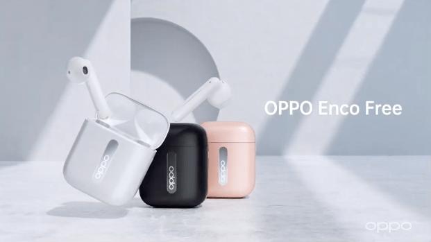 OPPO llega a México con los smartphones A9 2020 y A31 - oppo_enco_free